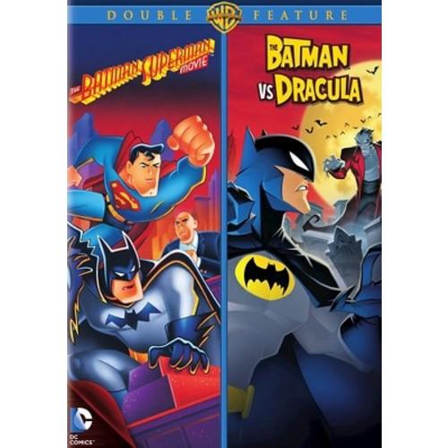 The Batman Superman Movie/The Batman vs. Dracula