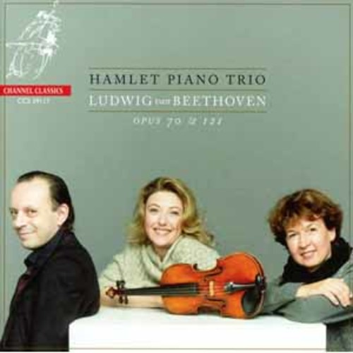 Beethoven / Hamlet Piano Trio - Beethoven: Piano Trios Op.70 And 121A [Audio CD]