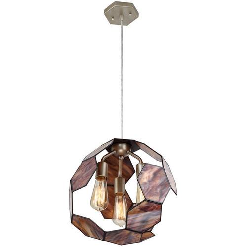 Varaluz Honeycomb 3-Light Pendant