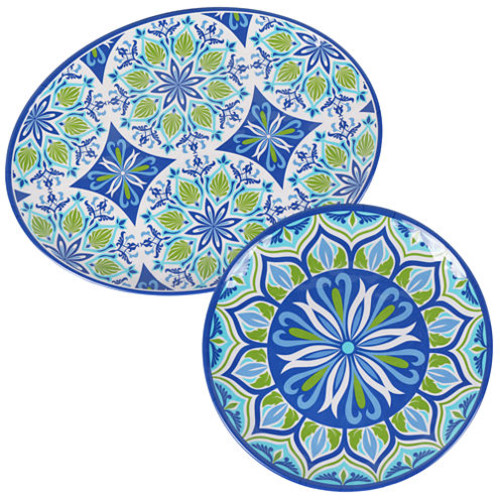 Certified International Morocco 2-pc. Serving Set