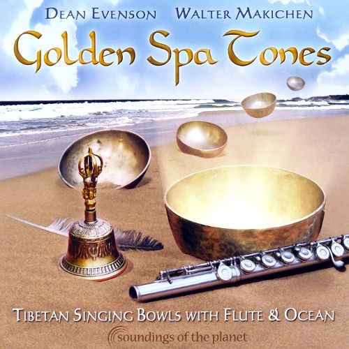 Golden Spa Tones: Tibetan Bowls [CD]