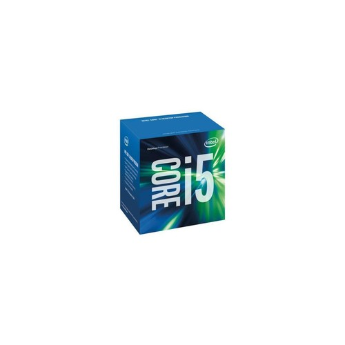 Intel Core I5-6400 CPU, 1151, 2.7 GHz, Quad Core, 65W, 14nm, 6MB Cache, HD GFX, 8 GT/s