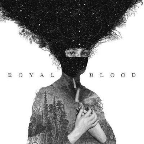 Royal blood - Royal blood [Explicit Lyrics] (Vinyl)