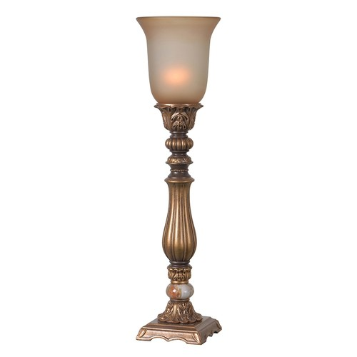 Kenroy Home Turner Torchiere Table Lamp