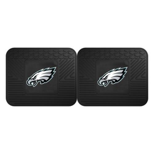 FANMATS NFL - Philadelphia Eagles 2 Piece Rear Utility Mats