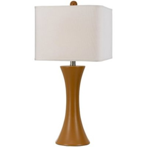 AF Madison Ceramic Table Lamps, Assorted Colors