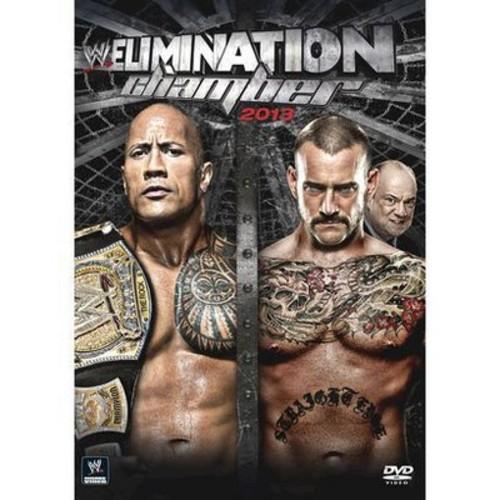 Elimination Chamber 2013 (DVD)