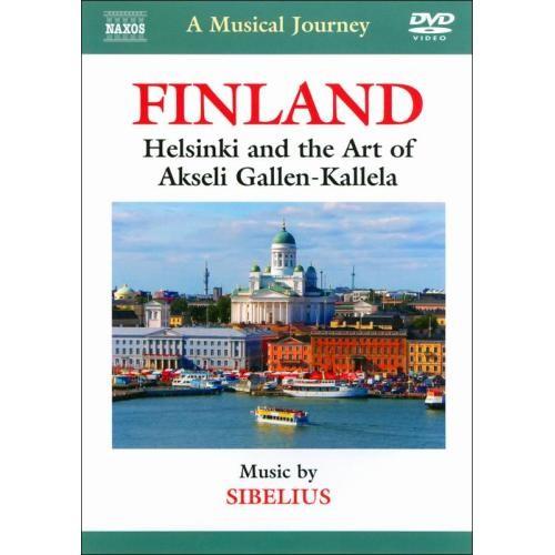 A Musical Journey: Finland - Helsinki and the Art of Akseli Gallen-Kallela [DVD] [1991]