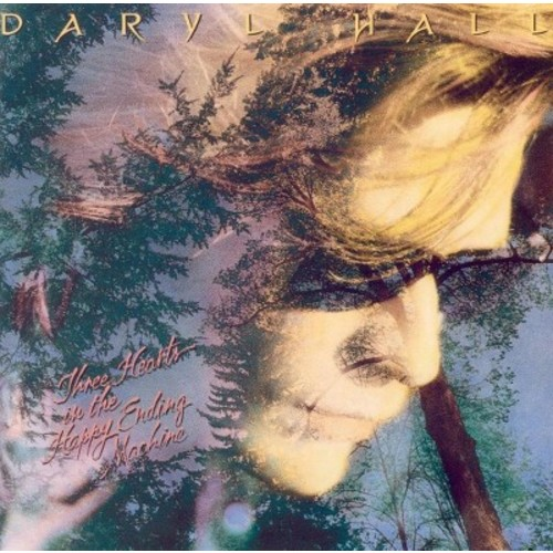 Daryl hall - 3 hearts in the happy ending machine (CD)