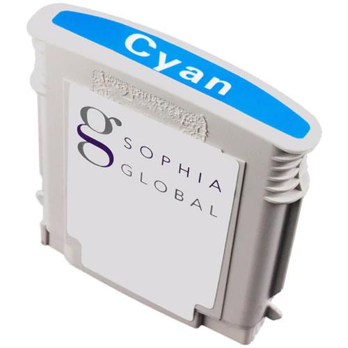 Sophia Global Remanufactured Ink Cartridge Replacement for Sophia Global 940XL (1 Cyan)