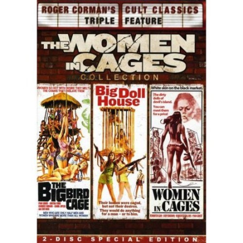 Roger Corman's Cult Classics: The Women in Cages Collection [2 Discs] [DVD]