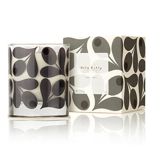 Orla Kiely - Earl Grey Candle - 7 oz
