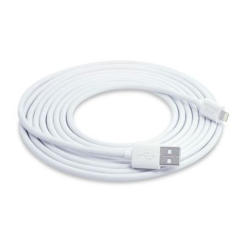 Sharper Image 10-Foot Lightning Pin Charge & Sync Cable