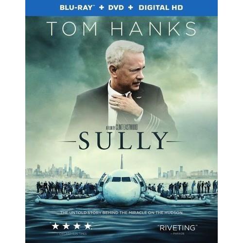Sully [Blu-ray] [2016]