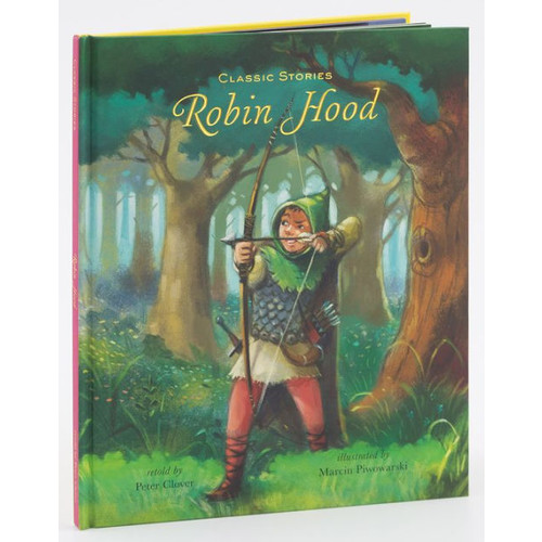 Robin Hood (Classic Stories Series)