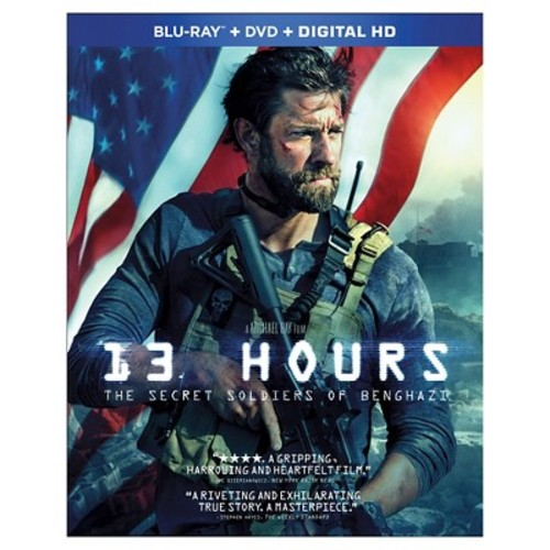 13 Hours (Blu-Ray/DVD + Digital)