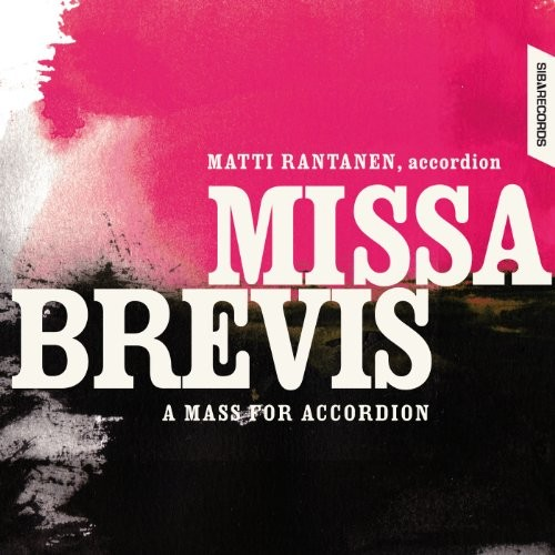 Missa Brevis: A Mass for Accordion