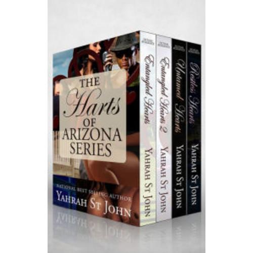 Harts of Arizona Series (Box Set)