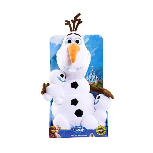 Disney Frozen Olaf and the Snowgies Plush