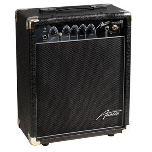 Austin AU-Super25 25 Watts Guitar Amplifier with 8