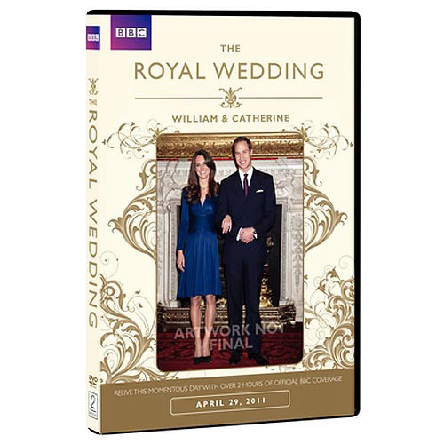 The Royal Wedding: William & Catherine [DVD] [English] [2011]