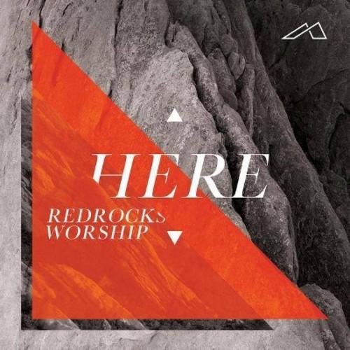 Red Rocks Worship - Here [Audio CD]