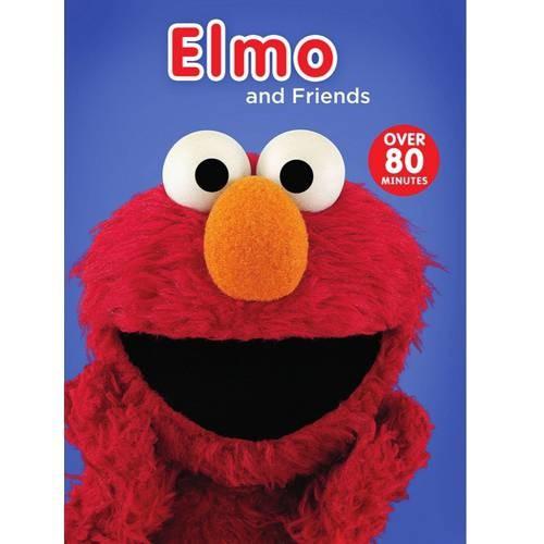 Elmo And His Friends Sesame Street