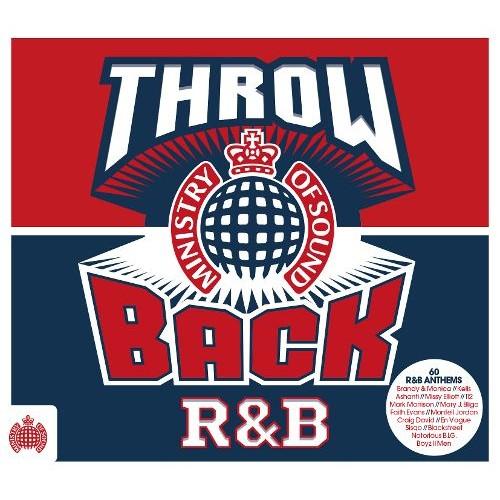 Throwback R&B [CD]