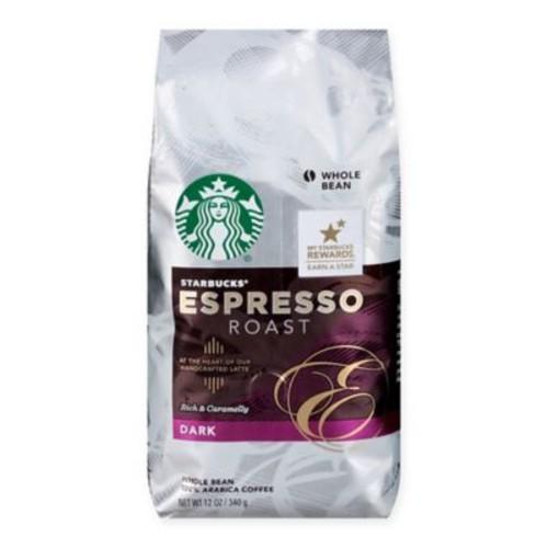 Starbucks Verismo 12 oz. Espresso Whole Bean Coffee
