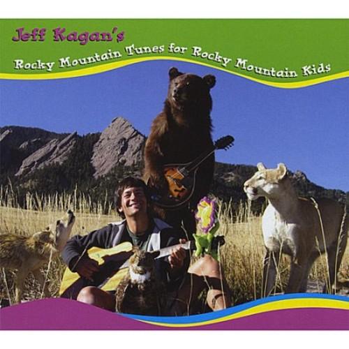 Rocky Mountain Tunes for Rocky Mountain Kids [CD]