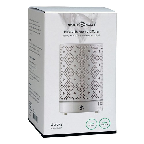 Serene House Galaxy Ultrasonic Aromatherapy Diffuser