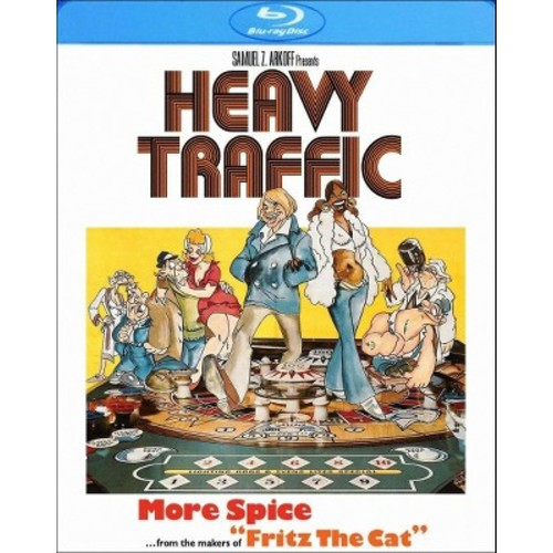 Heavy Traffic [Special Edition] [Blu-ray] [1973]