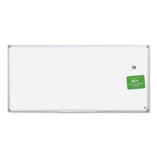 MasterVision Earth Gold Ultra  Magnetic Dry Erase Boards, White, 48