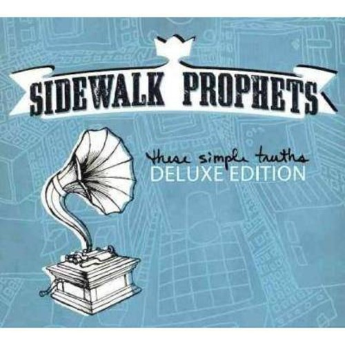 Sidewalk prophets - These simple truths (CD)
