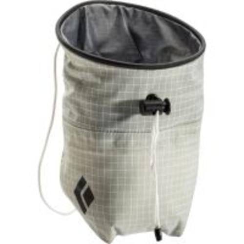 Black Diamond Ultralight Chalk Bag BD630140WHITM_L1, Color: White, Size: Range Medium - Large, Climbing Accessory Type: Chalk Bag,