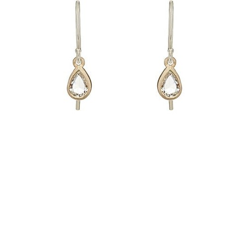 Tate Diamond Drop Earrings