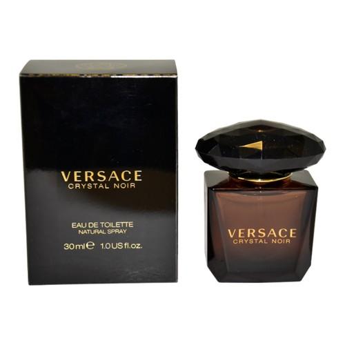 Versace Crystal Noir by for Women - 1 oz EDT Spray