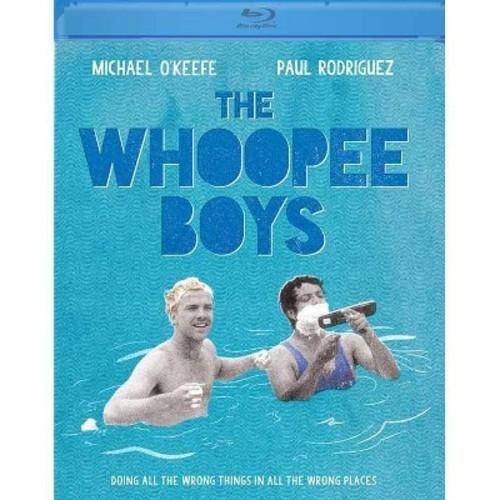 The Whoopee Boys [Blu-ray] [1986]
