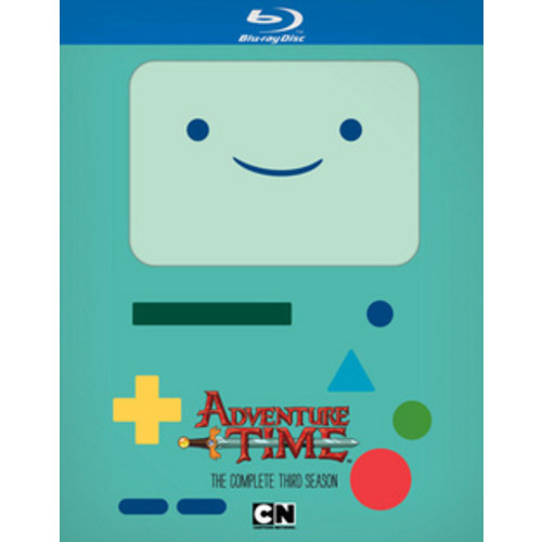Adventure Time: The Complete Third Season (Blu-ray)