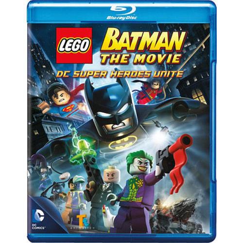 LEGO Batman: The Movie DC Super Heroes Unite Blu-Ray