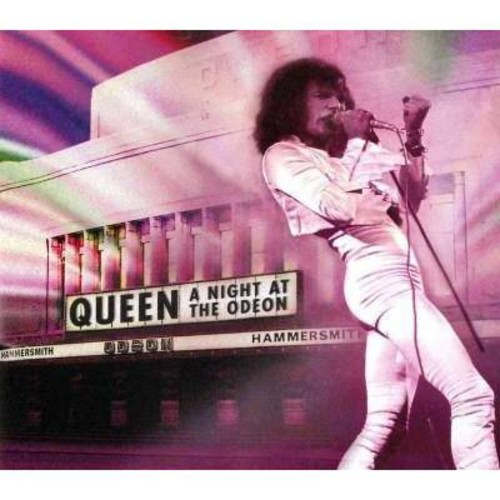 Queen - Night at the odeon (CD)