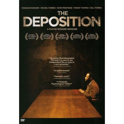 The Deposition [DVD] [2011]