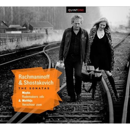 Rachmaninov, Shostakovich: The Sonatas [CD]