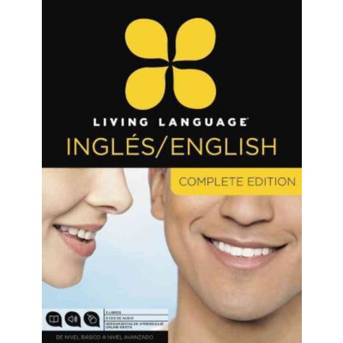 Living Language English for Spanish Speakers Living Language , Erin Quirk 9 Audio CDs