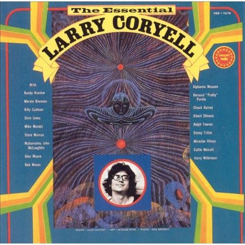 The Essential Larry Coryell [CD]