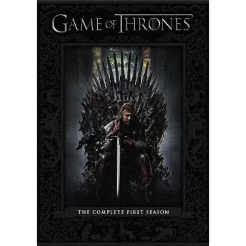 Game of Thrones: The Complete First Season [5 Discs] [DVD]