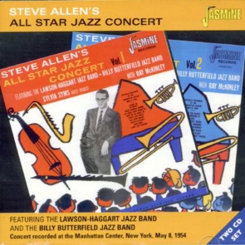 All Star Jazz Concert CD (2005)