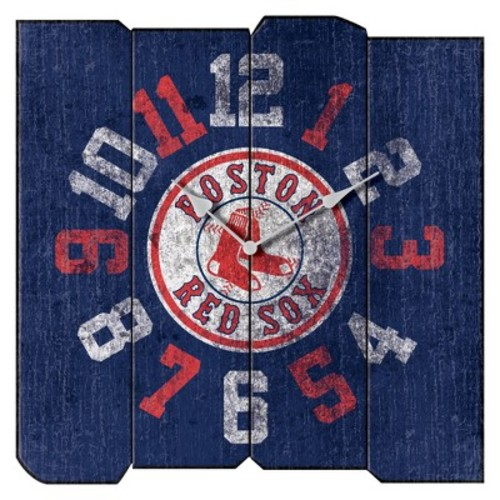MLB Imperial Square Vintage Wall Clock