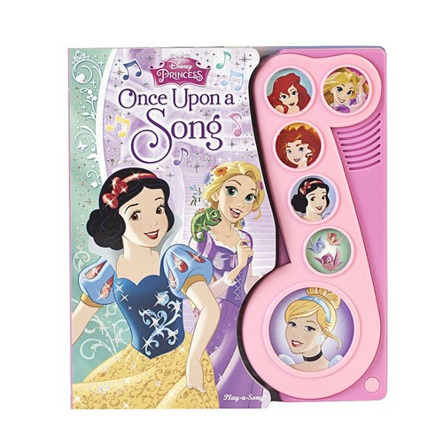 Disney Princess (Play-a-Song) Little Music Note