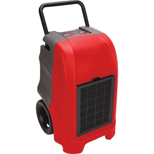 B-Air Vantage Compact Dehumidifier  76 Pint Capacity, 325 CFM, Red, Model# VG 1500 RED